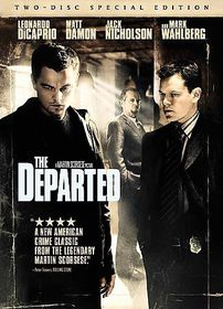 Departed Deluxe Edition - (Region 1 Import DVD)