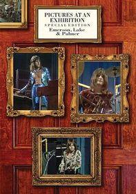 Emerson Lake & Palmer:Live at Montreu - (Region A Import Blu-ray Disc)