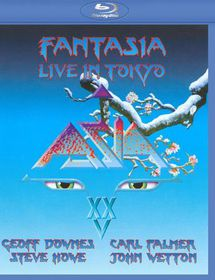 Asia - Fantasia: Live In Tokyo (Region A Blu-ray)