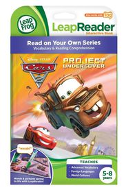 LeapFrog - Tag  Cars 2 Activity Book