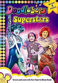 Doodlebops Superstars - (Region 1 Import DVD)
