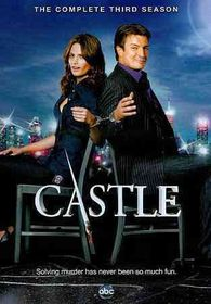 Castle:Complete Third Season - (Region 1 Import DVD)