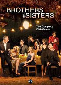 Brothers & Sisters:Complete Ssn 5 - (Region 1 Import DVD)