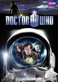 Doctor Who:Series Six Part One - (Region 1 Import DVD)