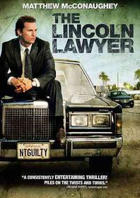 Lincoln Lawyer - (Region 1 Import DVD)