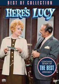 Best of Here's Lucy - (Region 1 Import DVD)