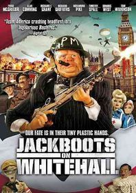Jackboots on Whitehall - (Region 1 Import DVD)