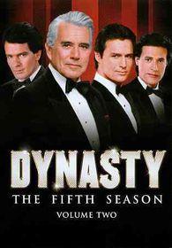 Dynasty:Season 5 Vol 2 - (Region 1 Import DVD)