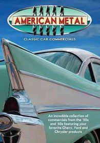 American Metal:Classic Car Commercial - (Region 1 Import DVD)