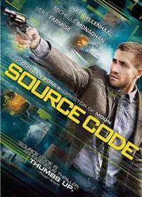 Source Code - (Region 1 Import DVD)