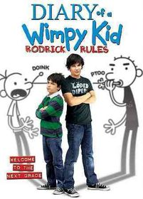 Diary of a Wimpy Kid:Rodrick Rules - (Region 1 Import DVD)