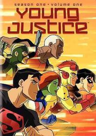 Young Justice:Season One Volume One - (Region 1 Import DVD)