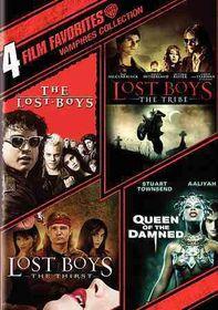 4 Film Favorites:Vampires - (Region 1 Import DVD)