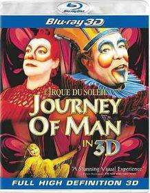 Cirque Du Soleil:Journey of Man (3d) - (Region A Import Blu-ray Disc)