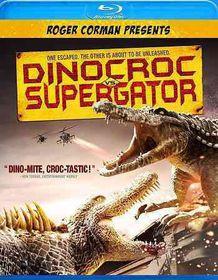 Dinocroc Vs Supergator - (Region A Import Blu-ray Disc)