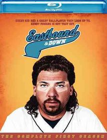 Eastbound & Down:Complete First Ssn - (Region A Import Blu-ray Disc)