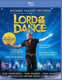 Michael Flatley Returns As Lord of Th - (Region A Import Blu-ray Disc)
