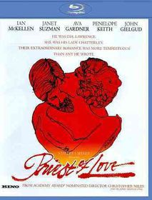 Priest of Love - (Region A Import Blu-ray Disc)