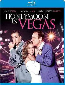 Honeymoon in Vegas - (Region A Import Blu-ray Disc)