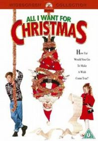 All I Want For Christmas - (Import DVD)