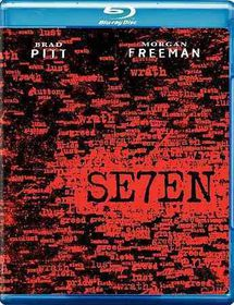 Seven - (Region A Import Blu-ray Disc)