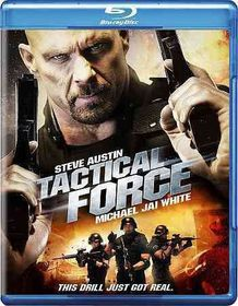 Tactical Force - (Region A Import Blu-ray Disc)