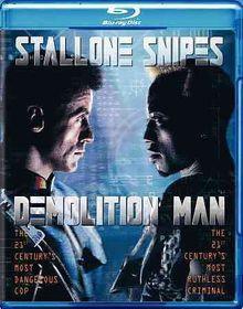 Demolition Man - (Region A Import Blu-ray Disc)