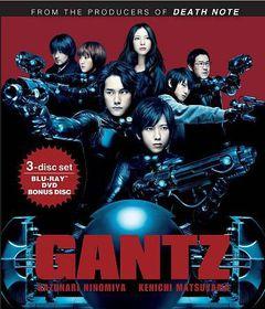 Gantz - (Region A Import Blu-ray Disc)