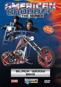 American Chopper-Black Widow (From Series 1) - (Import DVD)