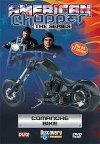 American Chopper-Comanche Bike (From Series 1) - (Import DVD)