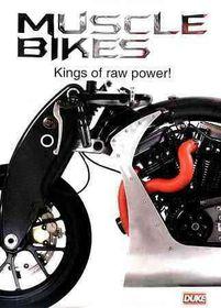American Muscle Bikes - (Region 1 Import DVD)