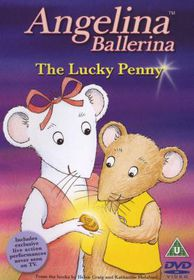 Angelina Ballerina-Lucky Penny - (Import DVD)