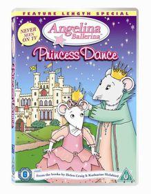 Angelina Ballerina-Princess D. - (Import DVD)