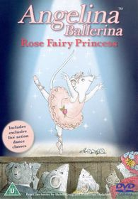 Angelina Ballerina-Rose Fairy - (Import DVD)