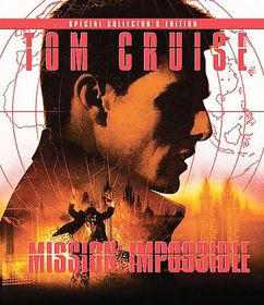Mission:Impossible - (Region A Import Blu-ray Disc)