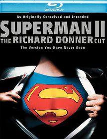 Superman II:Richard Donner Cut - (Region A Import Blu-ray Disc)