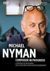 Nyman:Composer in Progress - (Region 1 Import DVD)