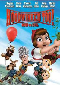 Hoodwinked Too Hood Vs Evil - (Region 1 Import DVD)