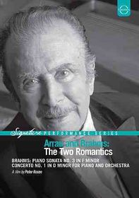 Brahms:Two Romantics - (Region 1 Import DVD)
