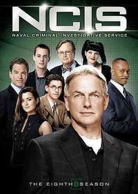 Ncis: Eighth Season - (Region 1 Import DVD)