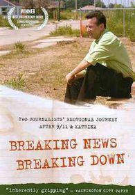 Breaking News Breaking Down - (Region 1 Import DVD)