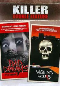 Bad Dreams/Visiting Hours - (Region 1 Import DVD)