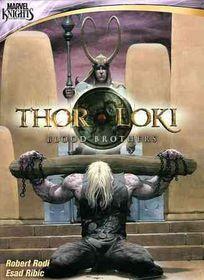 Marvel Knights:Thour & Loki Blood Bro - (Region 1 Import DVD)