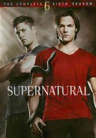 Supernatural:Complete Sixth Season - (Region 1 Import DVD)