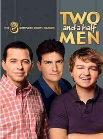 Two and a Half Men:Comp Eighth Ssn - (Region 1 Import DVD)