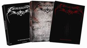 Metalocalypse:Seasons 1-3 - (Region 1 Import DVD)