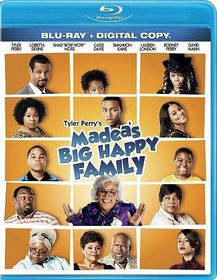 Tyler Perry's Madea's Big Happy Famil - (Region A Import Blu-ray Disc)