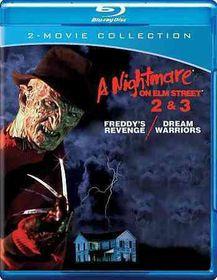Nightmare on Elm Street 2 & 3 - (Region A Import Blu-ray Disc)