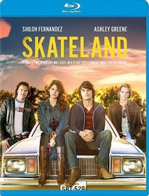 Skateland - (Region A Import Blu-ray Disc)