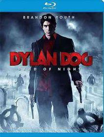 Dylan Dog:Dead of Night - (Region A Import Blu-ray Disc)